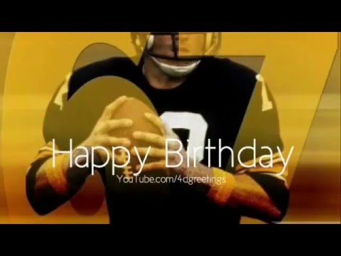 steelers birthday card ; hqdefault