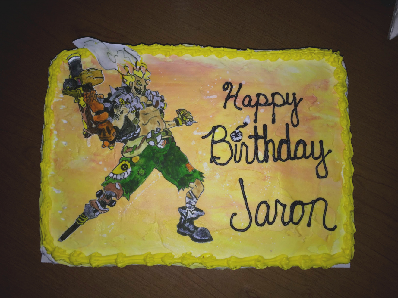 steelers birthday card ; inspirational-steelers-birthday-card-awesome-junkrat-cake-event-cakes