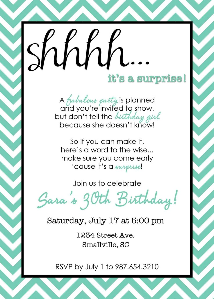 surprise 60th birthday invitation templates ; Astounding-Surprise-Birthday-Invitations-Which-You-Need-To-Make-Birthday-Invitation-Templates