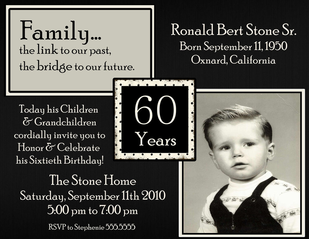 surprise 60th birthday invitation templates ; Male-60th-Birthday-Party-Invitations-Wording-Templates