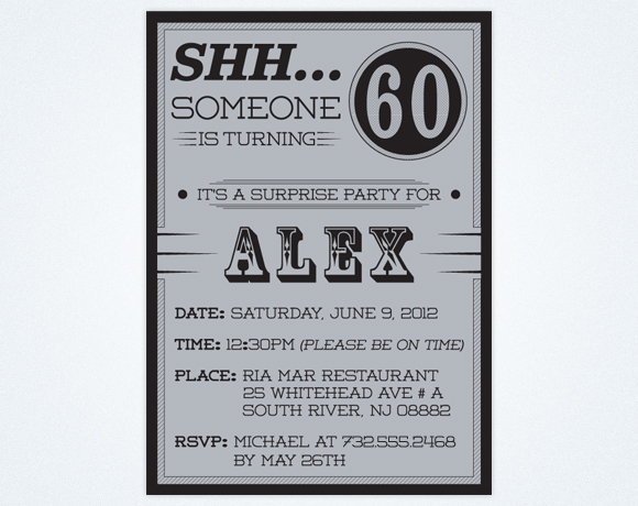 surprise 60th birthday invitation templates ; surprise-60th-birthday-invitations-and-the-invitations-of-the-Birthday-Invitation-Templates-to-the-party-sketch-with-cool-idea-12