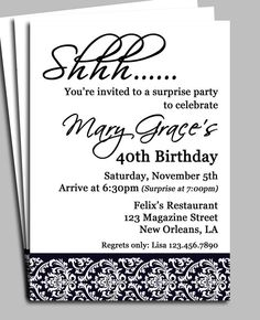 surprise 60th birthday invitation templates ; surprise-birthday-invitation-wording-by-way-of-using-an-impressive-design-concept-for-your-fantastic-Bridal-Shower-Invitation-Templates-13