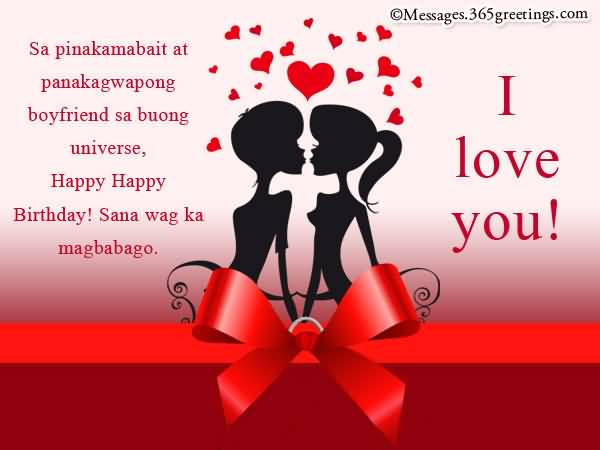 sweet birthday message for husband tagalog ; romantic-greetings-birthday-wishes-for-true-boyfriend