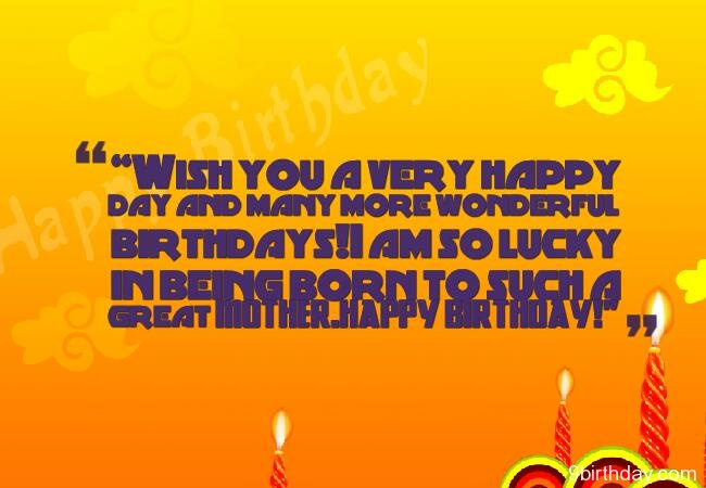 sweet birthday message for my mother ; 9-birthday-wishes-for-mom