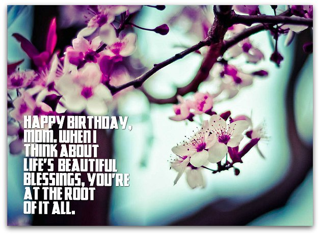 sweet birthday message for my mother ; mom-birthday-wishes1B