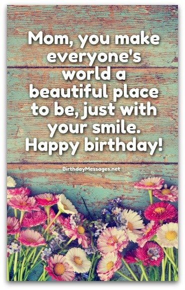 sweet birthday message for my mother ; xMom-birthday-wishes-2B