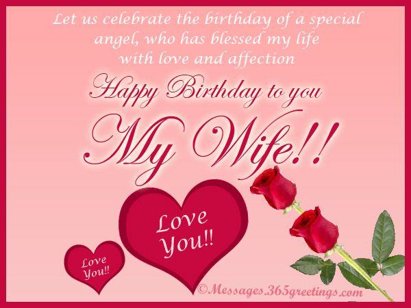 sweet birthday message for wife ; 8a854c51bdbe10b873eba30f79c844bd