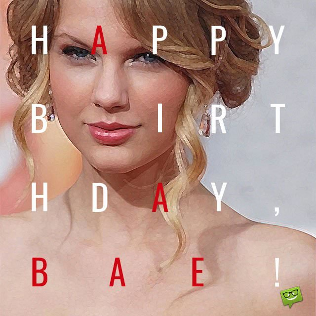 taylor swift happy birthday ; Taylor-Swift-PD