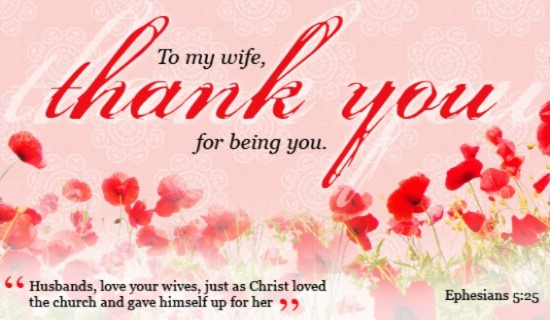 thank you message for birthday wishes to wife ; 16769-to-my-wife-e5