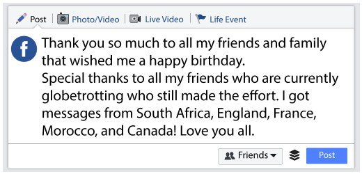 thank you message for my birthday greeters ; 13752156_f520