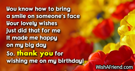 thanks for wishing me happy birthday message ; 13975-thank-you-for-the-birthday-wishes