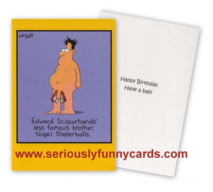 the funniest birthday card ever ; 2282771_orig289x259