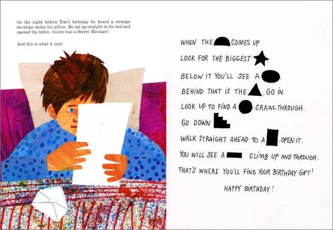 the secret birthday message by eric carle pdf ; 51D5HJT82GL