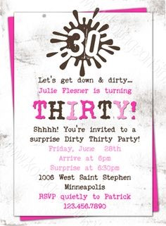 thirtieth birthday invitation wording ; Beautiful-30Th-Birthday-Invitations-For-Her-To-Create-Your-Own-Birthday-Invitation-Wording