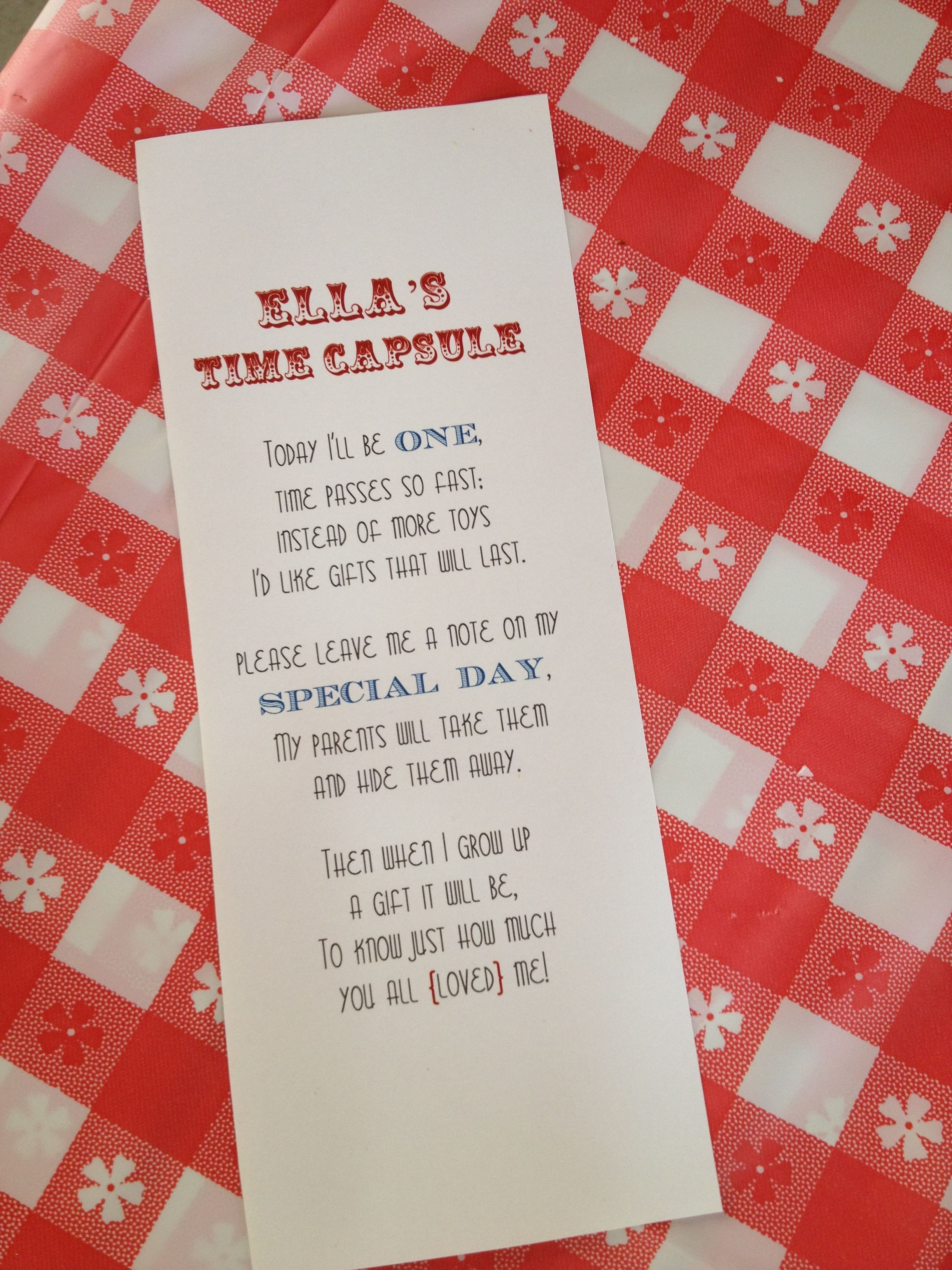 time capsule first birthday invitation ; first-birthday-invite-template-awesome-1st-birthday-time-capsule-poem-google-search-of-first-birthday-invite-template