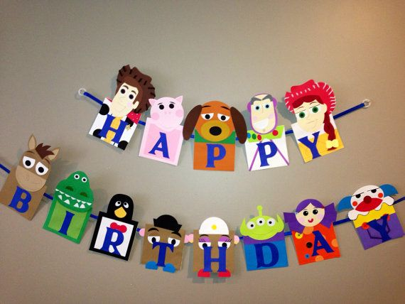 toy story happy birthday banner ; 31de3624c128d5748039ae9523223eb5