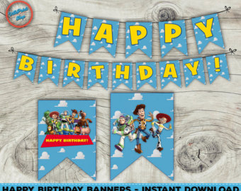 toy story happy birthday banner ; il_340x270-1