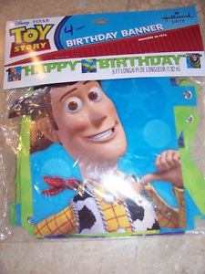 toy story happy birthday banner ; s-l300-1
