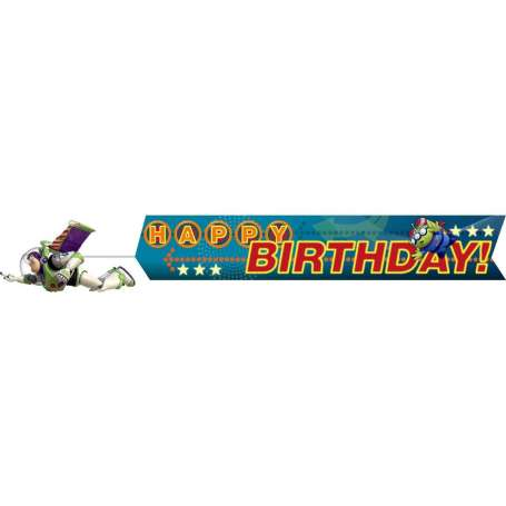toy story happy birthday banner ; toy-story-game-time-happy-birthday-banner