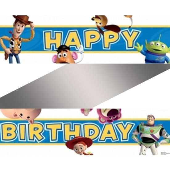 toy story happy birthday banner ; toy-story-party-happy-birthday-foil-banner-4