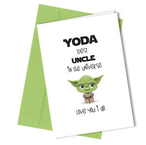 uncle birthday card funny ; s-l300-2