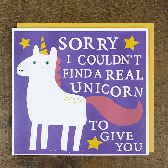 unicorn birthday card daughter ; 5d7707af11d7ae47f71e1319014069e4