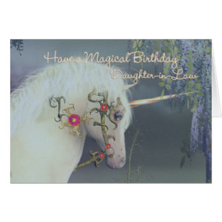 unicorn birthday card daughter ; daughter_in_law_unicorn_birthday_card_magical_birt-r05337c4594134503994ee744774991e0_xvuak_8byvr_324