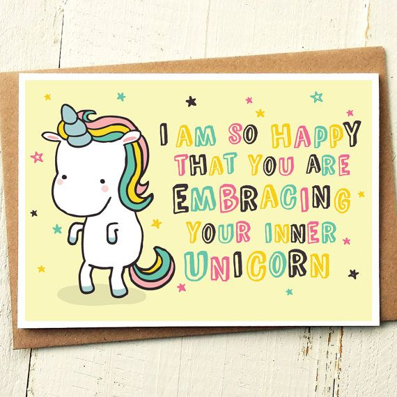 unicorn birthday card diy ; lesbian-greeting-cards-78-best-gay-cards-images-on-pinterest-gay-greeting-cards-and-ideas