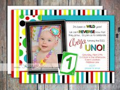 uno birthday invitation template ; 22aea5c1cabe29ef03f1c2545696d5e6--first-birthday-photos-birthday-fun