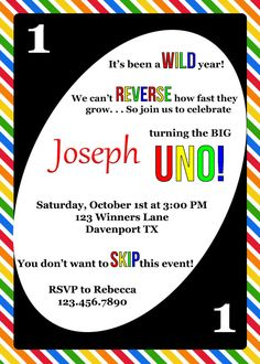 uno birthday invitation template ; 650f251cb77f441243b43b8f23b8ad31--uno-cards-st-birthday-parties