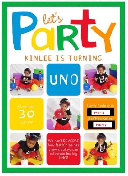 uno birthday invitation template ; aad678c6a06b4baa7a3d0f4457422d65--baby-birthday-birthday-stuff