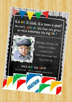 uno birthday invitation template ; c81ebd23d178feed8c37c45b87a34d13--boy-birthday-birthday-party-ideas