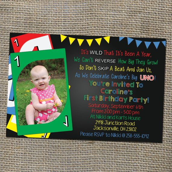 uno birthday invitation template ; db0b26a4f2d4422099e3b050389e68d0
