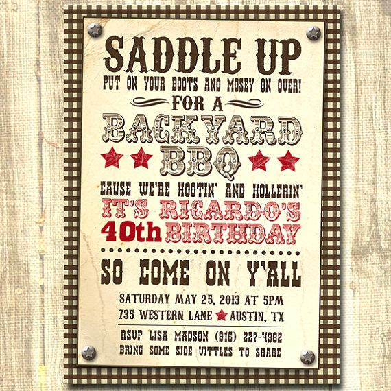 western birthday party invitation ideas ; western-invitation-wording-western-invitation-sayings-x-invitations-by-dawn-phone-number
