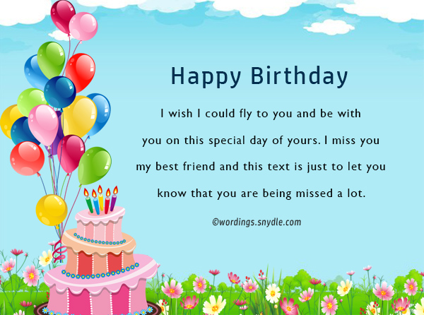 wish a happy birthday to my friend ; best-birthday-wishes-for-your-friend