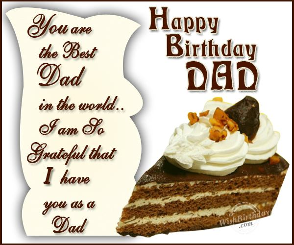 wish birthday to dad ; birthday-wishes-for-father