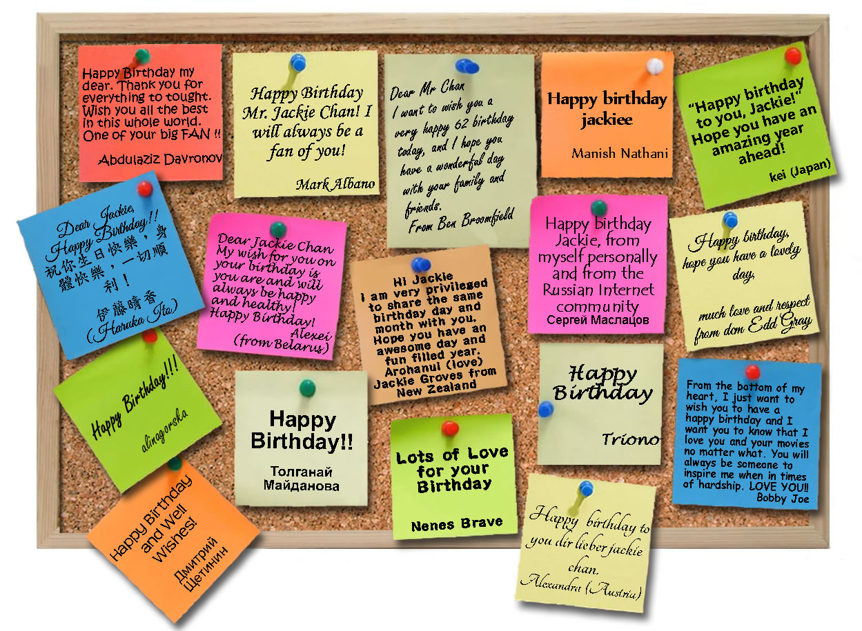 wish board for birthday ; msg-02