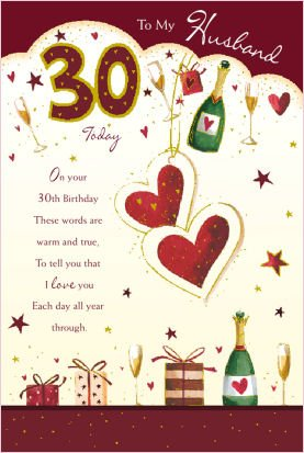 words for husbands birthday card ; 41VzXdN81BL