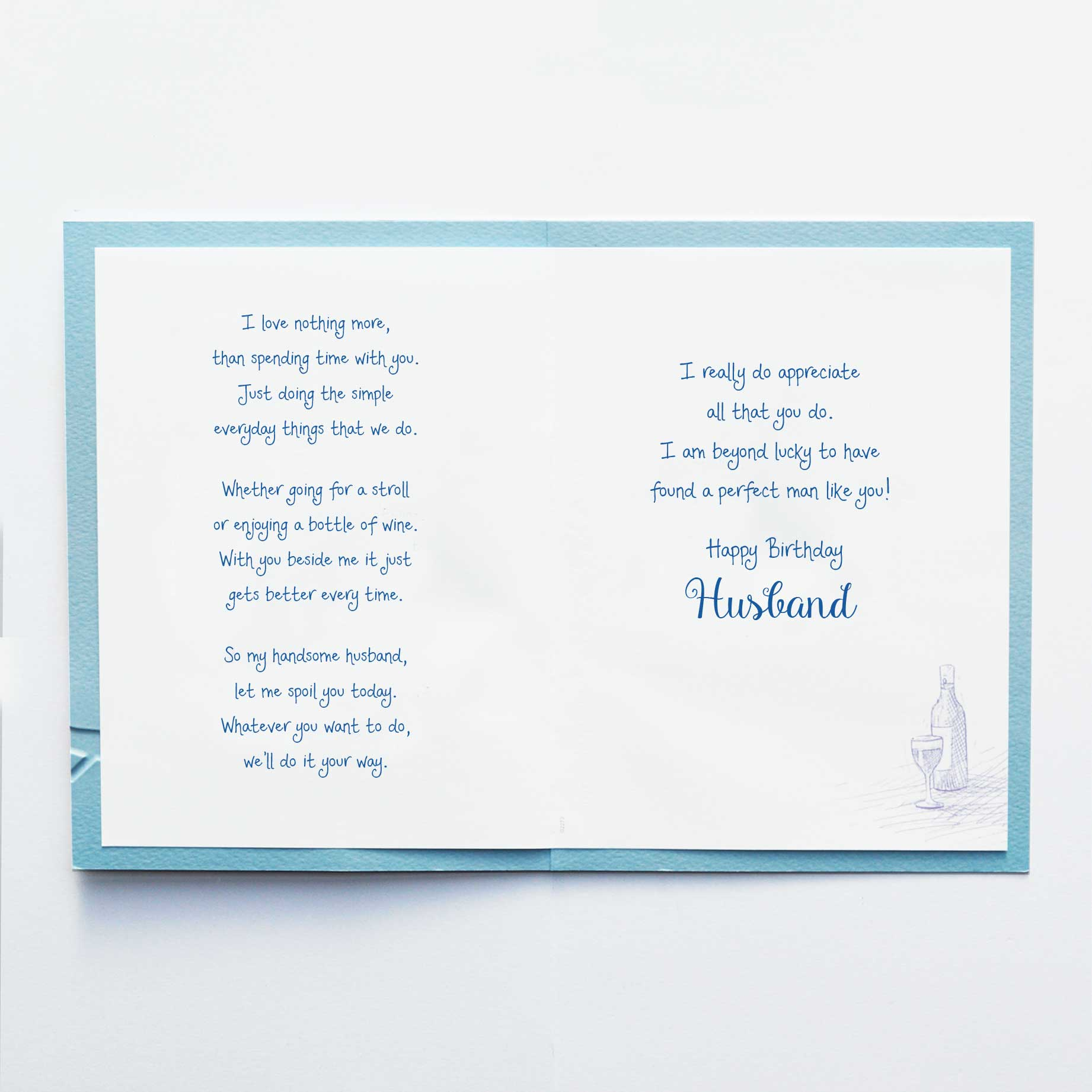 words for husbands birthday card ; G2273-husband-birthday-card-2
