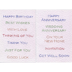 words for husbands birthday card ; wd011