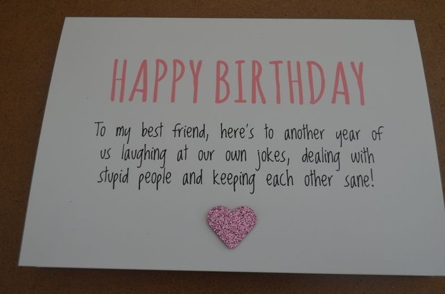 writing a birthday card for your best friend ; what-to-write-on-a-birthday-card-for-a-friend-humourous-best-friend-birthday-card-199-pinteres-templates