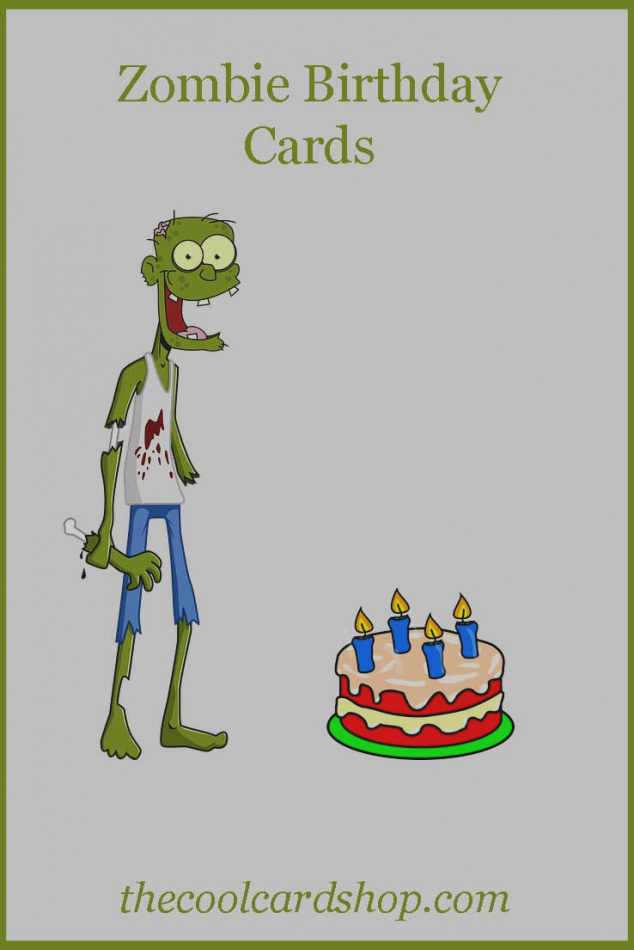 zombie birthday card printable ; unique-zombie-birthday-card-cards-the-cool-shop