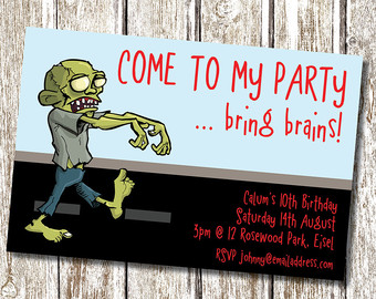zombie birthday card printable ; zombie-birthday-invitations-with-comely-surroundings-of-your-Birthday-Invitation-Cards-invitation-card-and-best-arrangement-16