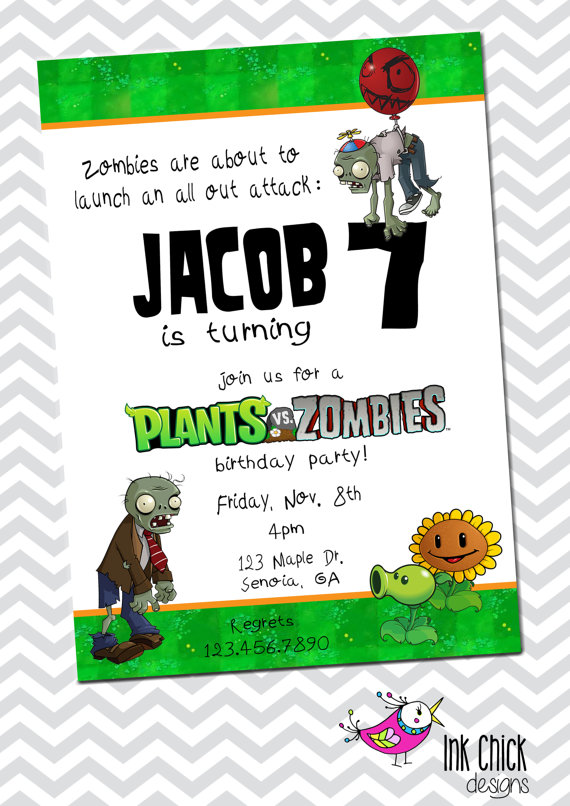 zombie birthday card printable ; zombie-birthday-invitations-with-some-ornaments-of-foxy-variation-on-your-Birthday-Invitation-Cards-invitation-card-design-11